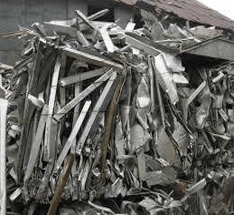 Aluminium Taint Tabour